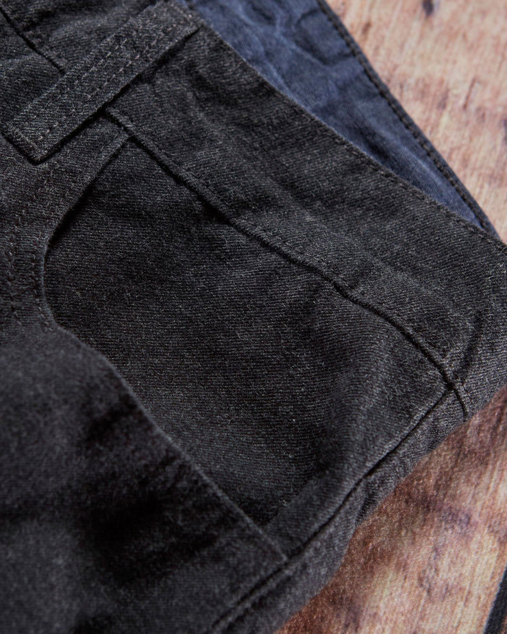 Pants - WELLS 5 POCKET FLANNEL PANT - NASHVILLE STRAIGHT