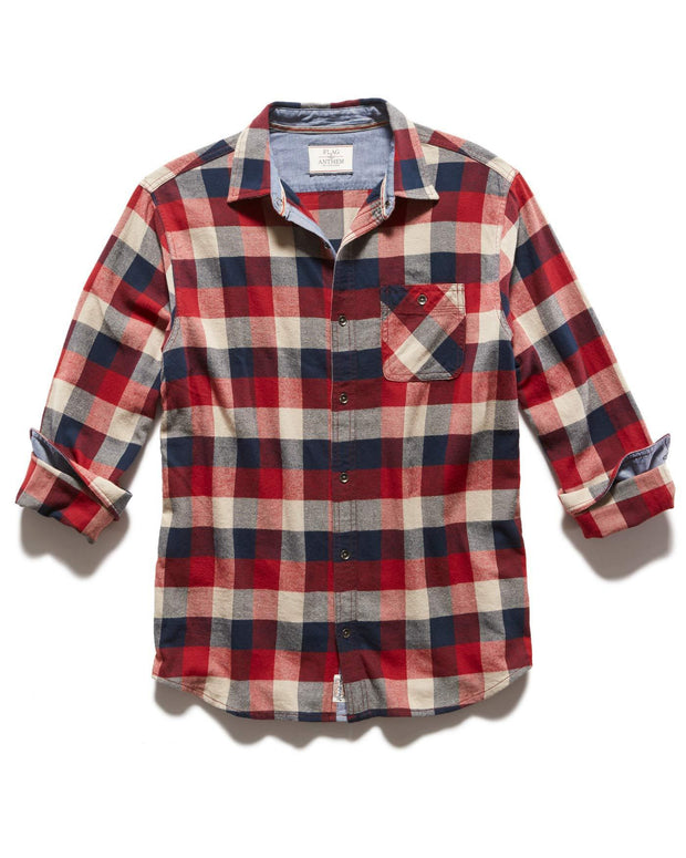 Shirts - GLENSHAW FLANNEL SHIRT