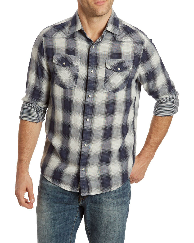 Shirts - SMITHDALE DOUBLE LAYER SHIRT