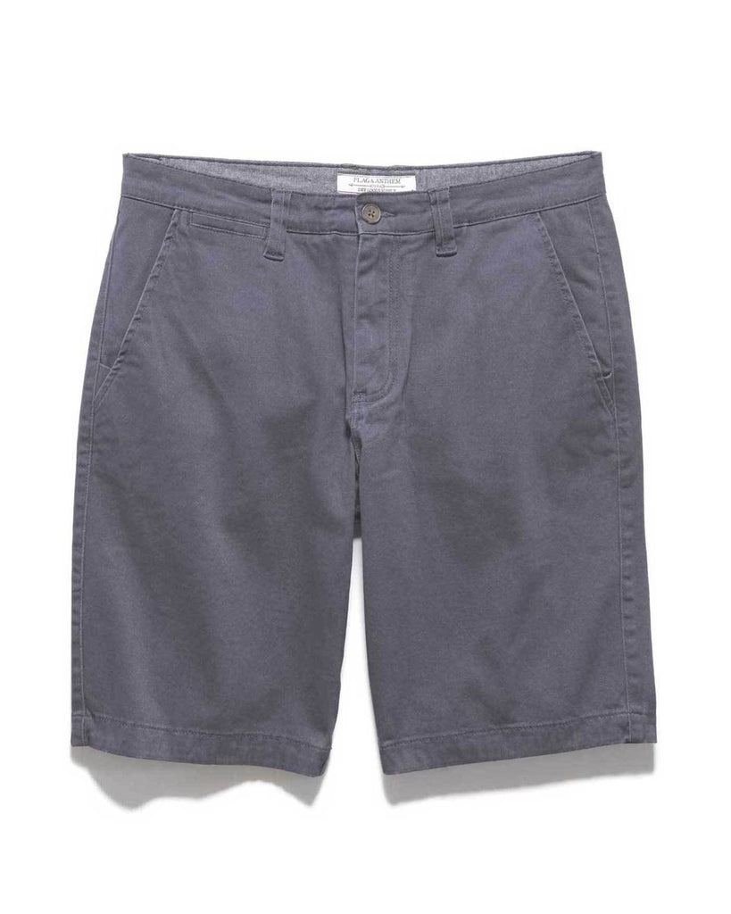 Shorts - MEMPHIS STRETCH SHORT - GREY