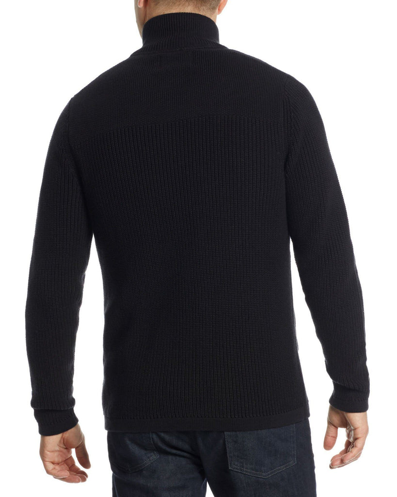 Sweaters - MCCORMICK FULL ZIP MOCK NECK SWEATER