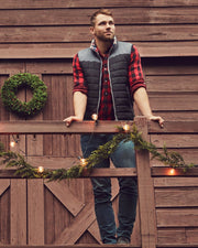 Vests - ELLISBURG BLOCKED VEST