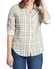 Women's Shirts - ROWESVILLE WOMEN'S DOUBLE LAYER SHIRT (FINAL SALE)