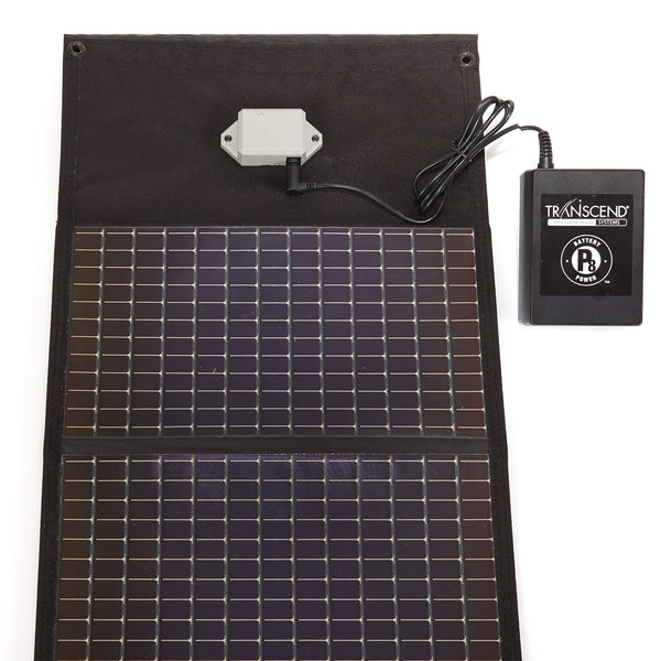 Transcend Solar Battery Charger™