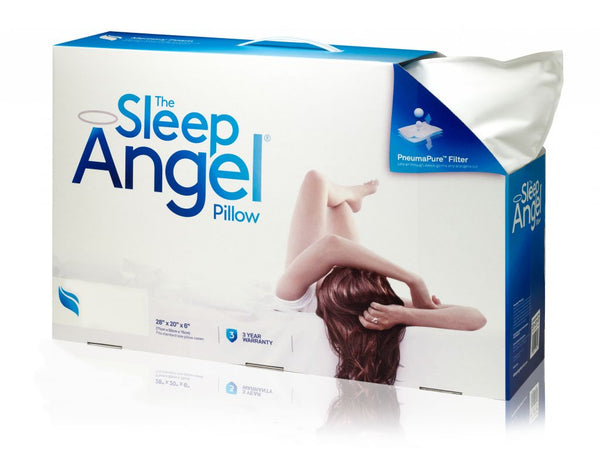 SleepAngel™ Microfiber Pillow