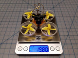 Tiny Whoop TWB BeeBrain BNF Aircraft with 2 Batteries