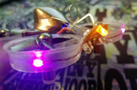 Tiny Whoop Flashing LED Kit - Tiny Whoop