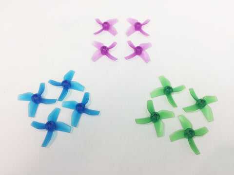 3 Translucent Propellers Sets pack