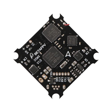 BetaFPV F4 Brushed Flight Controller (Frsky/No RX) - Tiny Whoop