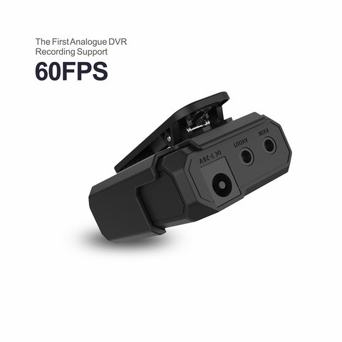 FXT DVR First Analogue 60fps DVR 720*576, WiFi Realtime, Support Android & IOS System - Tiny Whoop