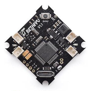 BetaFPV F3 Brushed Flight Controller with OSD (Frsky Rx) - Tiny Whoop