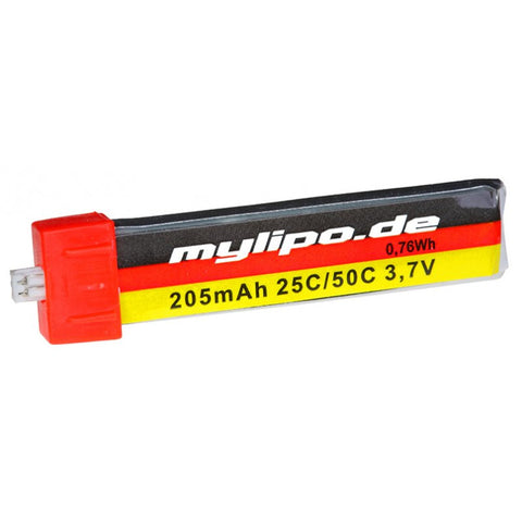 Mylipo 205mah 25C 1s battery for the Tiny Whoop - Tiny Whoop