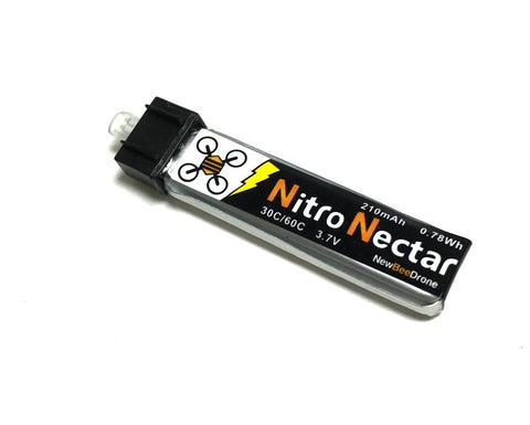 Nitro Nectar 210mah Battery - Tiny Whoop