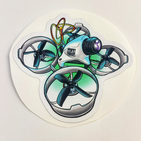 Well look at you. You little sleuth you. - Tiny Whoop