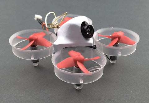 Tiny Whoop Racer - TWR - Bind and Fly Aircraft with Ultra Sauce Motors - Tiny Whoop