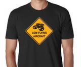 Low-Flying Aircraft T-Shirt - Tiny Whoop