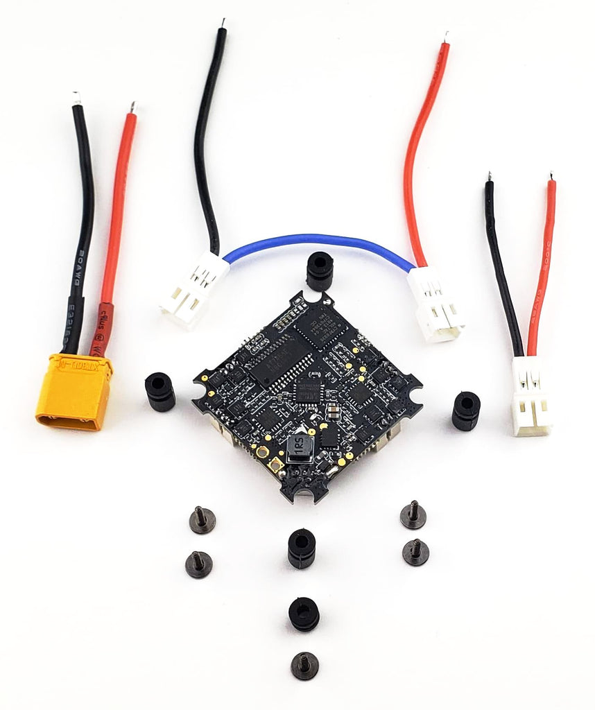 V2 Crazybee F4 1-3S Brushless Flight Controller, RX and ESC Combo