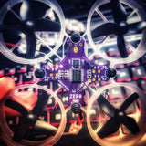 Alien Whoop ZER0 Brushed Flight Controller - zero - 0 - Tiny Whoop