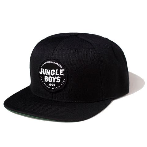 Stacked Patch Snapback