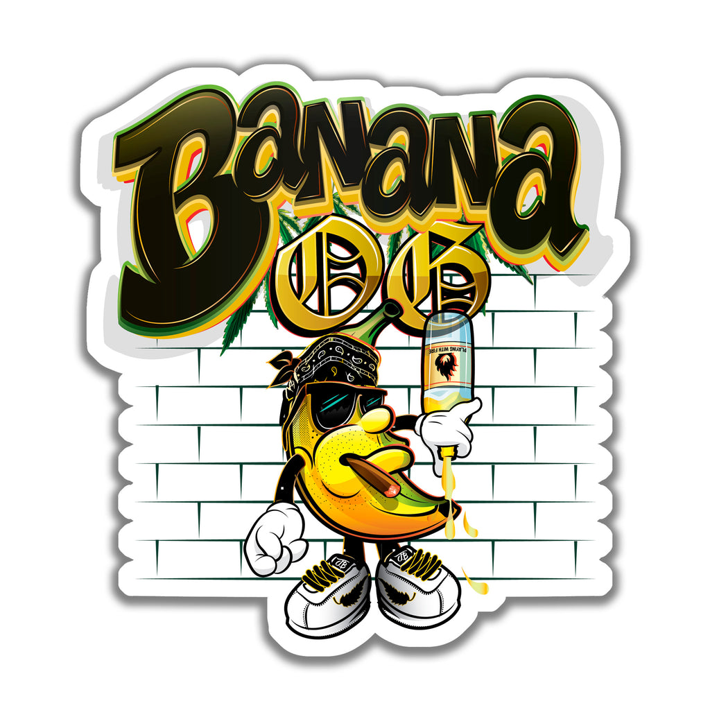 Banana OG Sticker