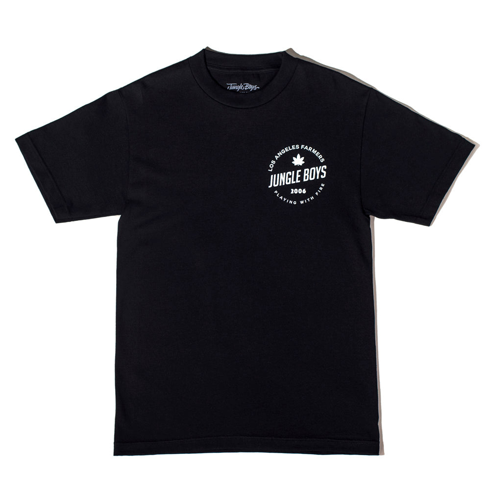 Since 2006 Tee (Black/White)