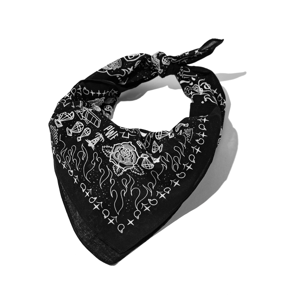 Jungle Boys Bandana