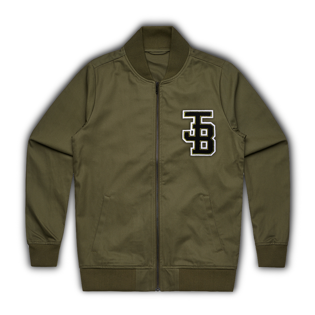 Members Only Jacket (Army)