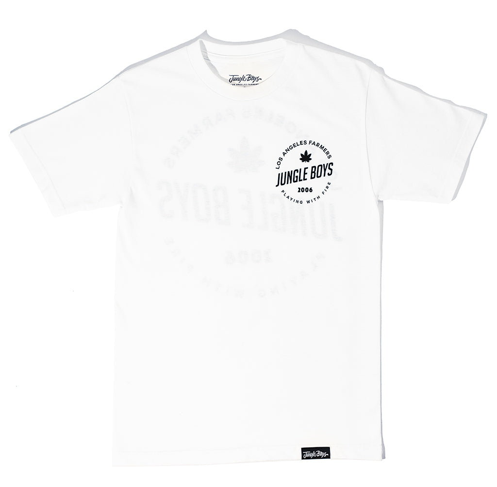 Since 2006 Tee (White/Black)