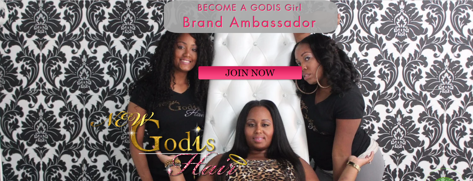 Join Us - Become a New Godis Hair Brand Ambassador