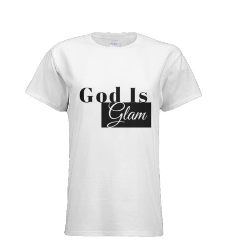 God Is Glam T-shirt (PRE-ORDER)