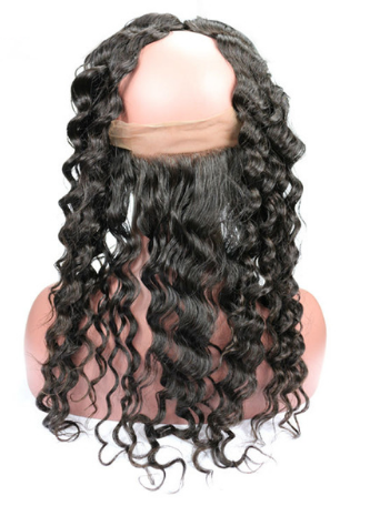 Mirabal Curl 360 Frontal