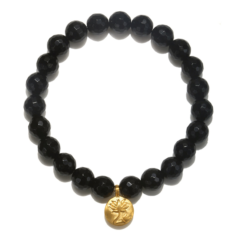 Growth and Grounding Bracelet - Satya Jewelry