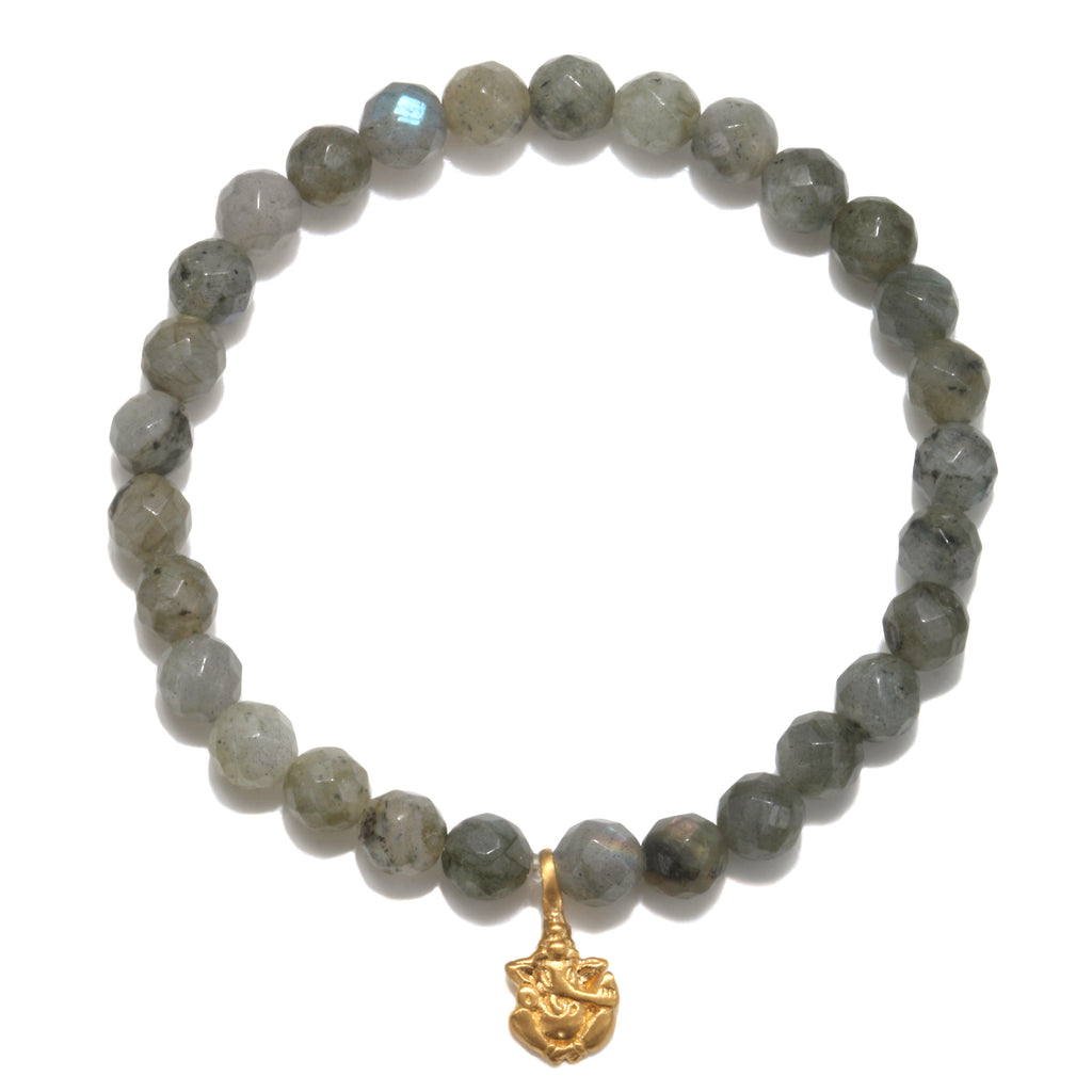Ganesha Hindu God, Pursuit of Success Bracelet - Satya Jewelry
