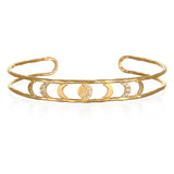 Grow in Grace Bracelet Cuff - Satya Jewelry