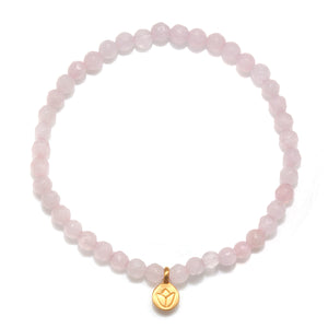 Supported In Love Bracelet - Satya Jewelry