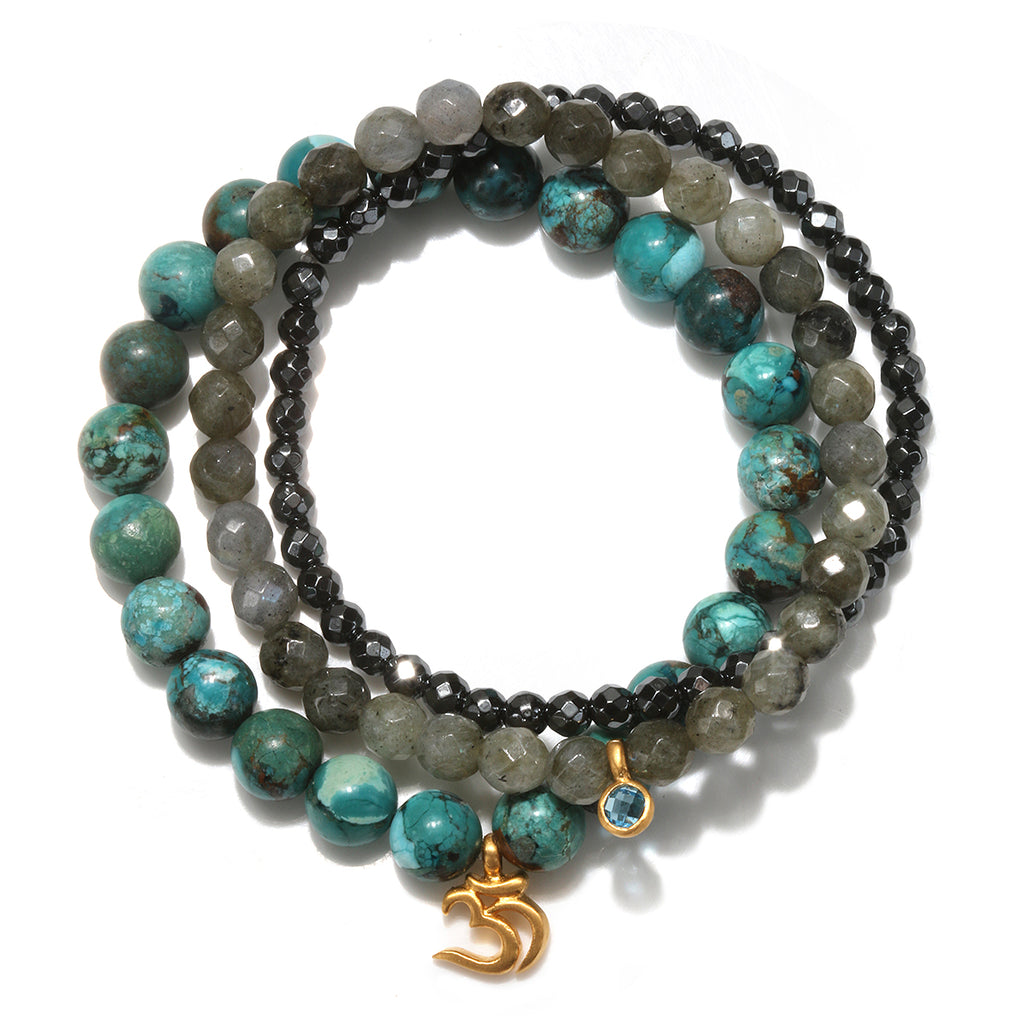 Higher Truth Stretch Bracelet Set