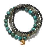 Higher Truth Stretch Bracelet Trio