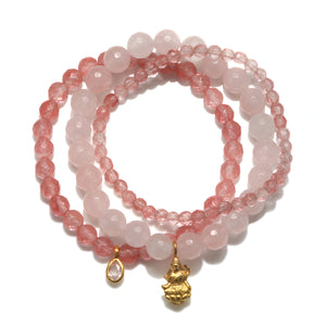 Profusion of Blessings Bracelet Set - Satya Jewelry