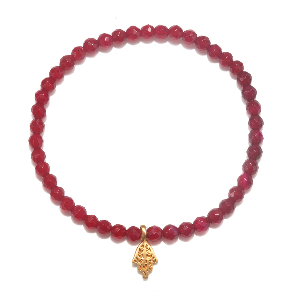 Healing Courage Stretch Bracelet - Satya Jewelry
