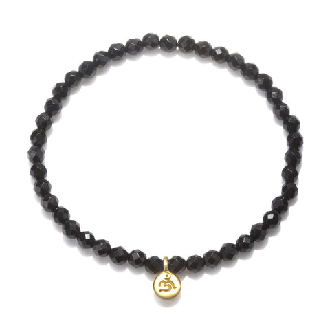 Throat Chakra Stretch Bracelet