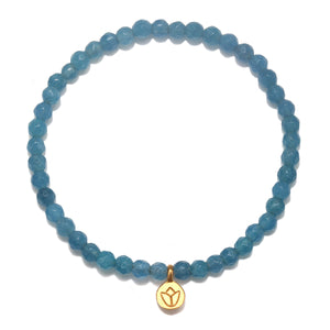 Courageous Beginnings Stretch Bracelet - Satya Jewelry