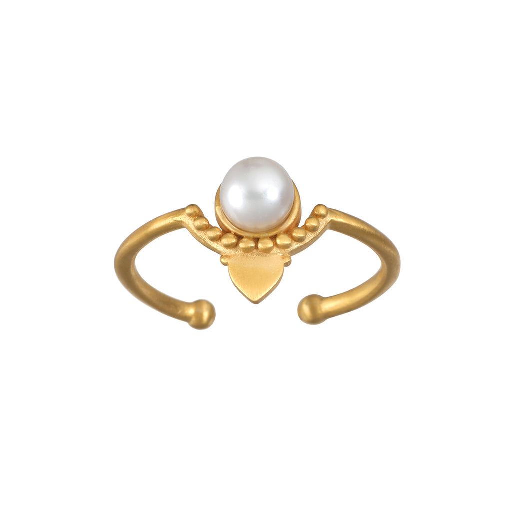 Pure Devotion Ring - Satya Jewelry