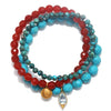 Empowerment Stretch Bracelet Set - Satya Jewelry