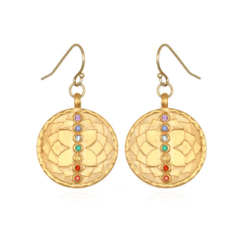 Sacred Awareness Earrings