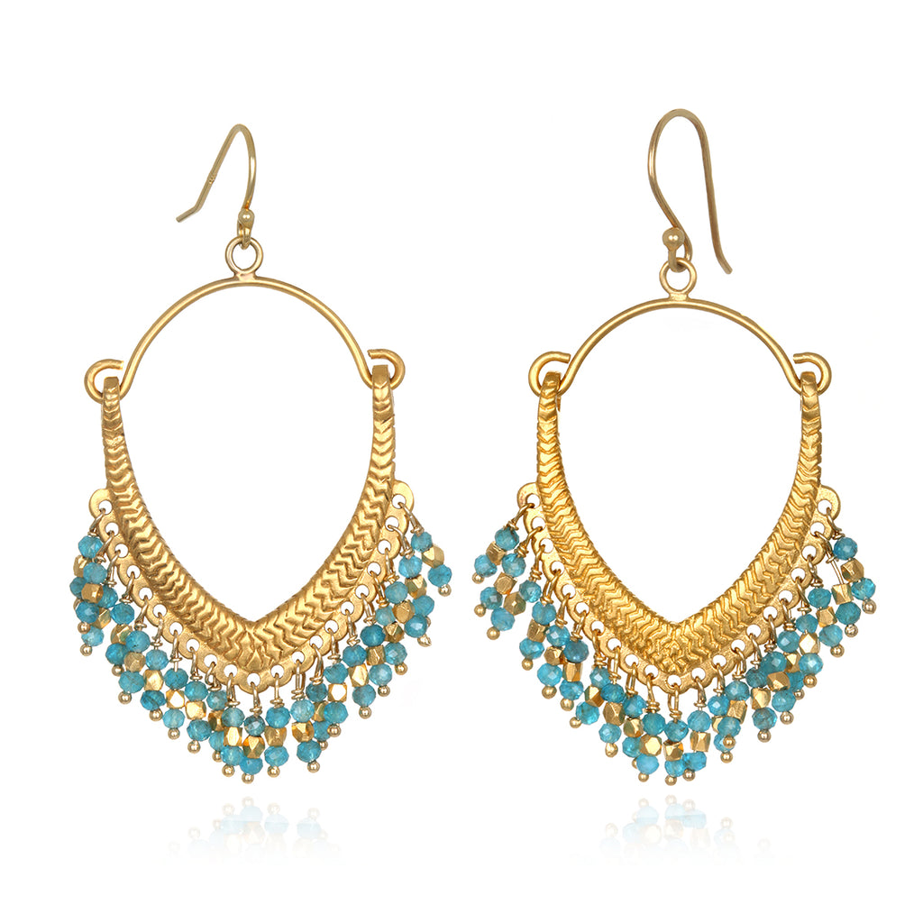 Clarity of Insight Earrings - Satya Jewelry
