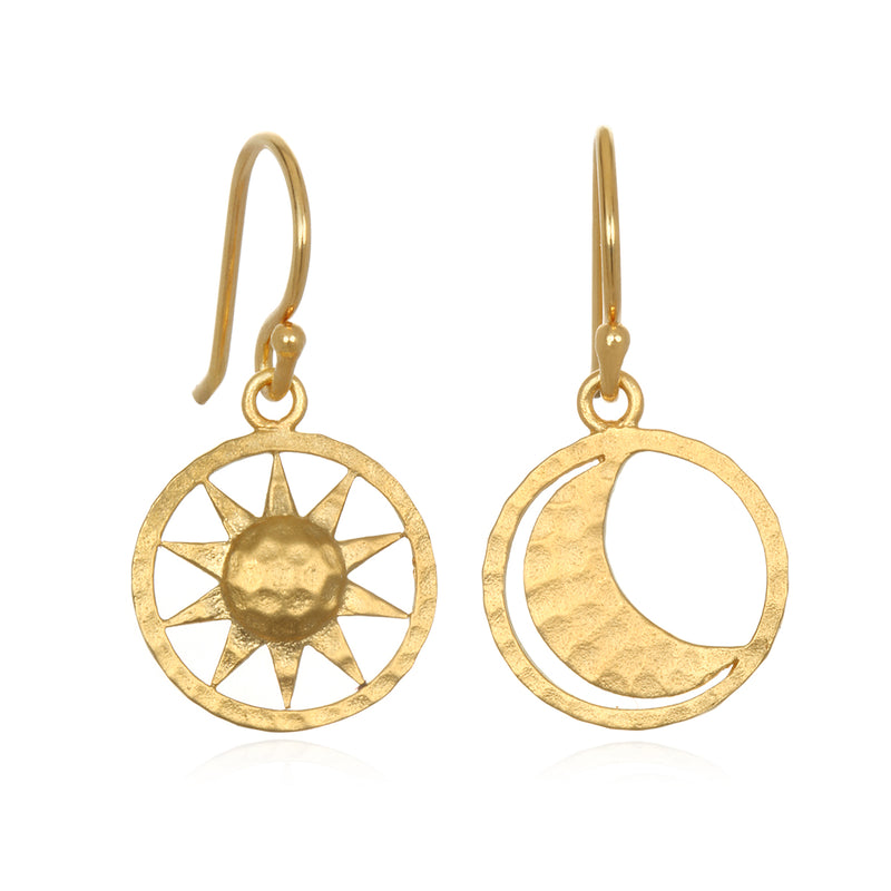 Dawn to Dusk Earrings - Satya Jewelry