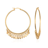 Budding Potential Gold Earrings - Satya Jewelry