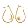 Divine Equilibrium Earrings - Satya Jewelry