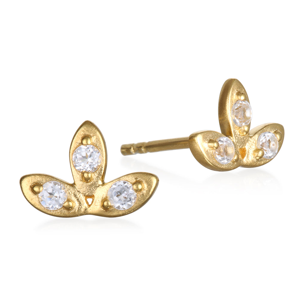 Infinite Potential Stud Earrings - Satya Jewelry