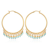 Emanate Light Earrings - Satya Jewelry